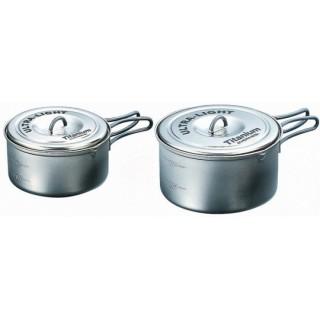 Набор титановой посуды Evernew ECA-260