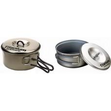 Набор титановой посуды Evernew ECA-411