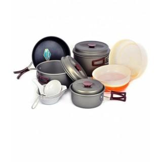 Набор туристической посуды Kovea Hard 56 VKK-WH56
