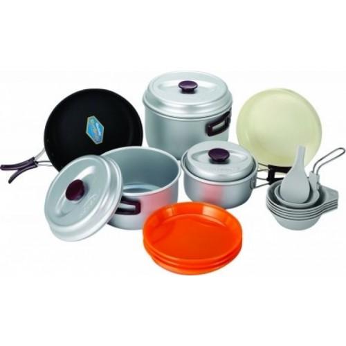 Набор туристической посуды Kovea Silver 56 VKK-WY56