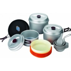 Набор туристической посуды Kovea Silver 78 VKK-WY78
