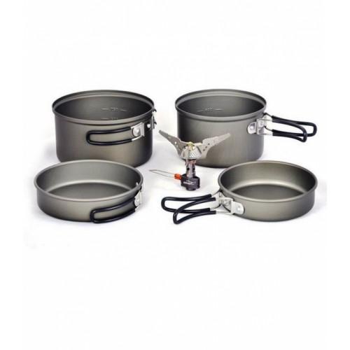 Набор туристической посуды Kovea Solo-3 KSK-Solo3