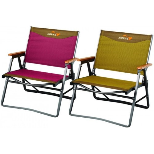 Стул туристический Kovea Titan Flat Chair (M) KM8CH0201